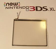 Nintendo New 3DS XL Replacement Digitizer Touch Screen Repair part 2015 Plastic*