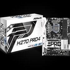 MB Intel 1151 ASRock H270 Pro4 KBL