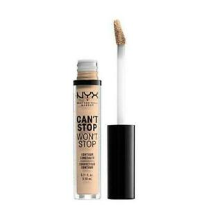 54(1) NYX Can't Stop Won't Stop Contour Concealer, VANILLA