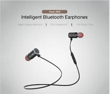 NEW AWEI Magnetic Switch Wireless Sports Earphone - Black | Headphones