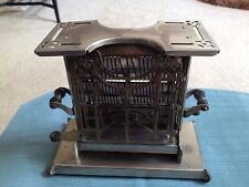 Toaster Vintage Art Deco Reversible Dbl Sided UNIVERSAL