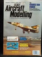 Scale Aircraft Modelling Modeling Magazine April 1998 The Israeli Air Force