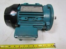 Crompton Greaves 3ph AC Induction Motor 1710RPM 2-DA56-E Frame Shaft Fan Cooled