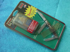 SCHRADE USA Old Timer Middleman Stockman Knife 34OT NEW with Bonus Care Oil Kit