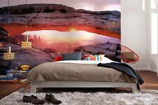 GIANT Wall mural wallpaper Sunrise in Canyonlands BEDROOM LIVING ROOM DECOR
