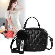 Faux Leather Women Shoulder Bag Handbags Purse Tote Messenger Satchel Crossbody