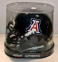 ARIZONA WILDCATS FOOTBALL NCAA COLLEGE AUTHENTC SCHUTT MINI HELMET