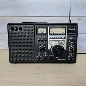 Panasonic RF-2200 8 Band AM/FM/SW1-6 Radio TESTED Working Great Condition