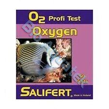 Oxygen O2 - Salifert Profi Aquarium Marine Reef Fish Tank Test Kit