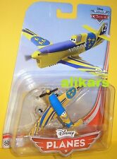 Gunnar Viking Disney Planes Mattel scale 1:55 Aereo Cars original Toy in a Box