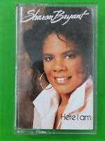 SHARON BRYANT Here I Am 422 837 313 4 Cassette Tape