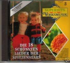 (966R) Die Superhits Der Volksmusik - 1996 CD