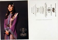 "Babylon 5- ""Deleen"" Tnt Promo Postcard- New!"