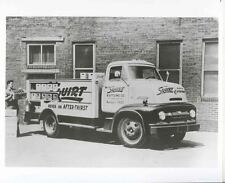1954 Ford C500 COE Squirt Soda Truck Factory Photo u814-5D2PAH