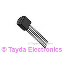 20 x MPSA92 PNP High Voltage Transistor 0.5A 300V - FREE SHIPPING
