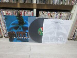 PANTERA - Far Beyond Driven 1994 Korea  LP INSERT