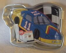 "Wilton 1997 Race Car Cake Cooking Pan 14"" Long"