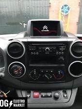 CITROEN BERLINGO GPS NAVIGATION SYSTEM SET RADIO SAT NAV RNEG2 RT6 WIP NAV+