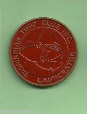 #D85. TASMANIAN TURF CLUB LAUNCESTON  TURNSTILE TOKEN