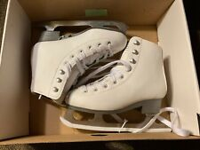 Kids Dbx Figure Ice Skates used one time only Size 1