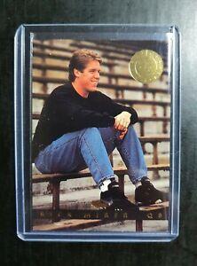 1993 CLASSIC GAMES 🏈 NOTRE DAME QB RICK MIRER No.5 Good Cond.