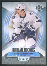 13/14 Ultimate Collection #65 Tyler Johnson RC #036/499