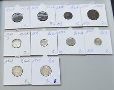 Niederländisch-Indien 1 Duit-1/4 Gulden,wählen Sie Nominale +Jahrgang 1735-1945