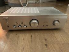Denon PMA-720AE Stereo Vollverstärker MM-Phono in Silber TOP Zustand + Bluet