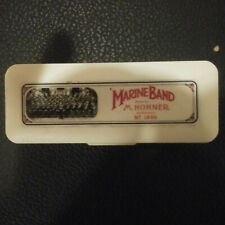 Bob Dylan signed / autographed Marine Band Harmonica / Harp with original box.