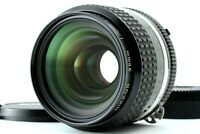 【MINT】Nikon Ai-s NIKKOR 35mm F/2 Wide Angle 35mm SLR MF Lens W/ Caps From JAPAN