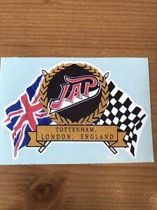 JAP Sticker Tottenham, London  (Speedway / Grasstrack)