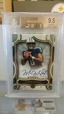 2015 Marcus Mariota TOPPS Supreme AUTO /25 RC BGS 9.5 10 Great Subs