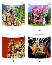Dragon Ball Z Goku Vegata Children's Lampshades Ceiling Light Table Lamp Bedding