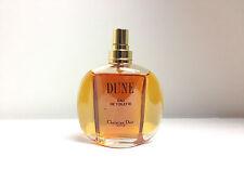 Dune by Christian Dior Eau de Toilette Spray 1.7 fl oz/ 50 ml NEW