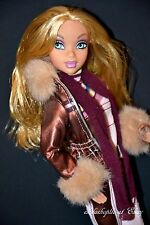 PRETTY MY SCENE BARBIE DOLL with COMPLETE WINTER OUTFIT