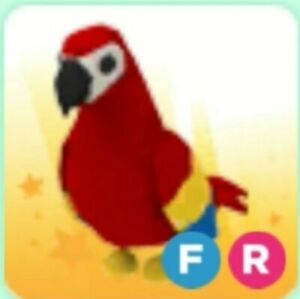 Roblox - Adopt me - Legendary Pet - Fly Ride - FR Parrot