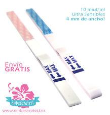 Test de Embarazo y Ovulación ¡Elige tu Pack! Alta Sensiblidad Busca tu Embarazo