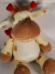 "Russ Berrie Baby Giraffe Plush 17"" Stuffed Animal Toy Teddy Geramy Collectible"