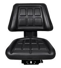 vidaXL 210156 Tractor Seat Backrest - Black