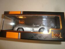 New 1:43 IXO MERCEDES BENZ W 196 R STREAMLINER 1954 GRISE