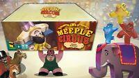 Meeple Circus GIANT Edition Board Game English Kickstarter Big Top Pledge (NEW)