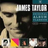 James Taylor - Original Album Classics Nuovo 5xCD