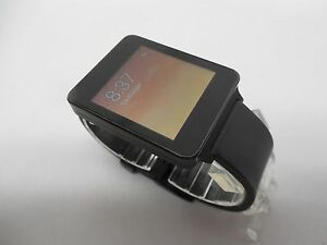 LG  LG-W100 Smartwatch (Unit only) *Black*