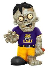 LSU Tigers Team Zombie Figurine [NEW] NCAA Figure Garden Gnome CDG
