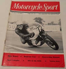 Motorcycle Sport Feb 1971: Norton, Horticultural Hall Show, 1970 test bikes, MV