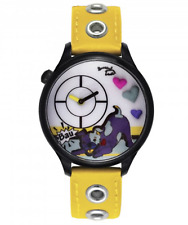 Orologio Braccialini Pop Dog Tua161/3by Giallo Cane Borchie
