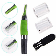 Useful Nose Ear Hair Cordless Trimmer Sideburns Neck Chest and Eyebrow Eye Brows