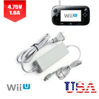 Best New AC Adapter for Nintendo Wii U Gamepad - Charging Cable / Cord SD