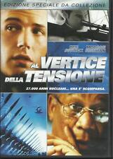 Al vertice della tensione (2002) DVD