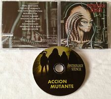 Pathology Stench - Accion Mutante CD OOP 2000 SHINDY haemorrhage exhumed